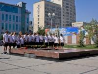 克拉斯诺达尔市, 纪念碑 Вечный огоньSevernaya st, 纪念碑 Вечный огонь