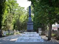 Krasnodar, obelisk в честь Героев Гражданской войныSevernaya st, obelisk в честь Героев Гражданской войны