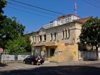 Краснодар, улица Северная (Центральный), неиспользуемое здание