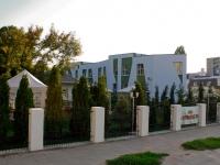 Краснодар, улица Сормовская, дом 12Б. многофункциональное здание
