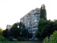 Krasnodar, Starokubanskaya st, house 125. Apartment house