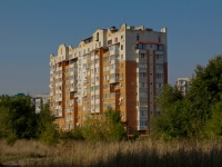 Krasnodar, Starokubanskaya st, house 129. Apartment house