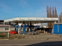 Krasnodar, fuel filling station ООО Газпромнефть-Юг, №13, Novorossiyskaya st, house 106