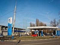 克拉斯诺达尔市, 加油站 ООО Газпромнефть-Юг, №13, Novorossiyskaya st, 房屋 106