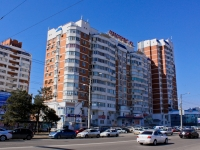Krasnodar, Turgenev st, house 107. Apartment house