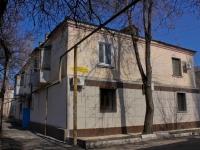 克拉斯诺达尔市, Turgenev st, 房屋 117. 公寓楼