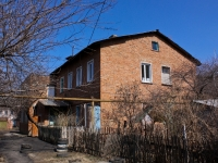 Krasnodar, Turgenev st, house 119. Apartment house