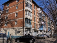 Krasnodar, Turgenev st, house 136. Apartment house