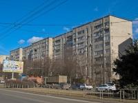 Краснодар, улица Тургенева, дом 142. многоквартирный дом