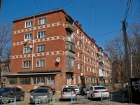 Krasnodar, Turgenev st, house 152. Apartment house
