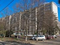 Краснодар, улица Тургенева, дом 181. многоквартирный дом