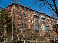 Krasnodar, Turgenev st, house 209. Apartment house