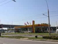 Краснодар, улица Тургенева, дом 1Б. автозаправочная станция