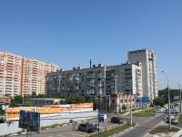 Краснодар, улица Тургенева, дом 17. многоквартирный дом