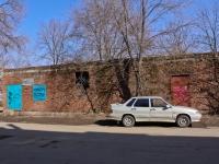 Krasnodar, Turgenev st, vacant building