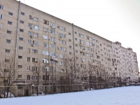 Krasnodar, Stasov st, house 115. Apartment house
