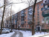 Krasnodar, Stasov st, house 142. Apartment house
