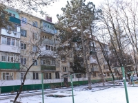 Krasnodar, Stasov st, house 144. Apartment house