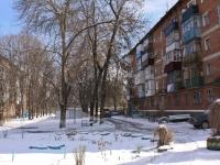 Krasnodar, Stasov st, house 148. Apartment house