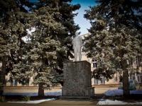 Краснодар, памятник В.И. Ленинуулица Стасова, памятник В.И. Ленину