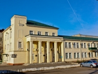 neighbour house: st. Tikhoretckaya, house 5. factory