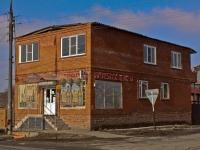 Краснодар, улица Ковтюха, дом 169. жилой дом с магазином