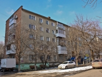 Krasnodar, Poliny Osipenko st, house 143. Apartment house