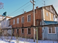 Krasnodar, 1st Stasov Ln, house 14. Apartment house