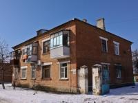Краснодар, проезд Стасова 1-й, дом 25. многоквартирный дом