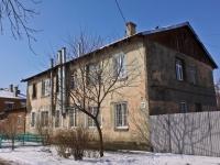 Краснодар, проезд Стасова 1-й, дом 27. многоквартирный дом