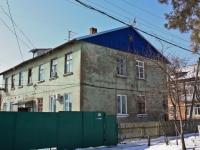 Краснодар, проезд Стасова 1-й, дом 28. многоквартирный дом