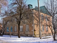 Краснодар, проезд Стасова 1-й, дом 34. многоквартирный дом