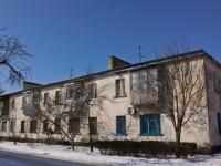 Краснодар, проезд Стасова 1-й, дом 35. многоквартирный дом