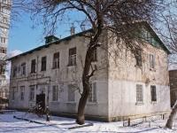 Краснодар, проезд Стасова 1-й, дом 43. многоквартирный дом