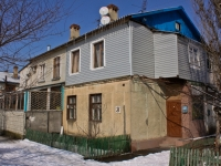 Krasnodar, Novaya st, house 61. Apartment house