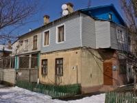 Краснодар, улица Новая, дом 61. многоквартирный дом