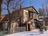 Krasnodar, 2nd Stasov Ln, house 1. Apartment house