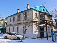 Krasnodar, 2nd Stasov Ln, house 6. Apartment house
