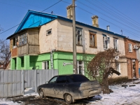 Krasnodar, 2nd Stasov Ln, house 25. Apartment house