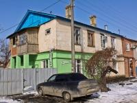 Краснодар, проезд Стасова 2-й, дом 25. многоквартирный дом