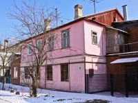 Krasnodar, 2nd Stasov Ln, house 28. Apartment house