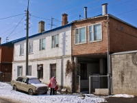 Krasnodar, 2nd Stasov Ln, house 47. Apartment house