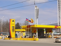 Краснодар, улица Вишняковой, дом 146. автозаправочная станция