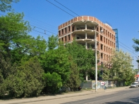 Krasnodar, Dmitrievskaya damba st, house 1/СТР. building under construction