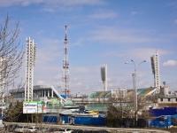 Krasnodar, sport stadium КУБАНЬ, Zheleznodorozhnaya st, house 49