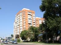 Краснодар, улица Уральская, дом 13. многоквартирный дом