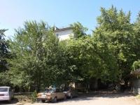 Краснодар, улица Уральская, дом 17. многоквартирный дом