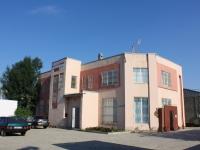 Краснодар, улица Уральская, дом 25. офисное здание