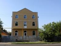 Краснодар, улица Уральская, дом 42. строящееся здание
