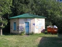 Краснодар, улица Уральская. неиспользуемое здание